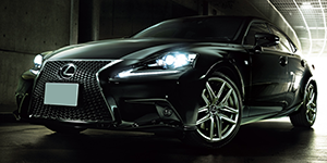 LEXUS IS300h F SPORT